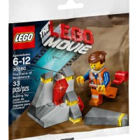 Jual the Piece of Resistance Lego Movie polybag Emmet 30280 Murah