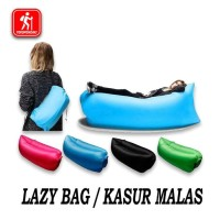Jual BEST SELLER Lamzac Lazy Air Bed Kursi Sofa Angin Kuat Tahan Beban 125  Murah