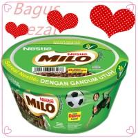 Nestle Milo Sereal Dengan Gandum Utuh Cereal Coklat Kemasan Cup 12 gr