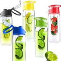 Jual Murah 1 Kg 4 Pc Botol Tritan Generation 2 Infused Infuser Bottle Fruit Murah