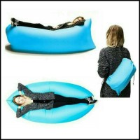 Jual (Kuliatas Oke) Lazy Bag / Air Sofa Bed / Lamzac / Lazy Air Bag / Lay Murah