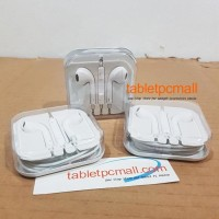 Jual PROMO HEADSET EARPOD HANDSFREE EARPHONE APPLE IPHONE Murah