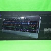 Jual Keyboard Mechanical Gaming Delux Game Titan KM06S Murah