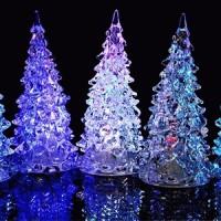 Jual PROMO TERMURAH Pohon natal lampu led lamp chrismast gift kado souveni Murah