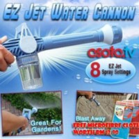 Jual PROMO MURAH Ez Jet Water Cannon Multi Function Spray Gun with Built i Murah
