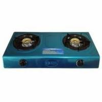 PROMO DISKON MURAH GMC - Kompor Gas 2 tungku stainless BM-012