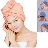 Jual Produk kecantikan MICROFIBRE MAGIC TOWEL,  Handuk Pengering Rambut Murah