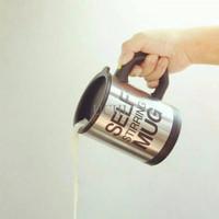 Jual PROMO  Automatic Self Stirring Coffee Cup / Gelas Otomatis  MURAH MERI Murah