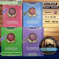 Jual Buku Kitab Al Quran Yasmina A6 Rainbow - Quran Wanita Kecil - Syaamil Murah