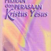 Jual Pikiran dan Perasaan Yesus Kristus Murah