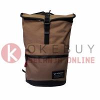 Jual Tas Merk Bodypack 2854 BEIGE selempang Kantor Sekolah Backpack Travel Murah
