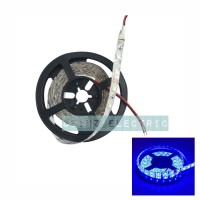 Jual Lampu SMD LED STRIP 3528 / 2835 12V IP33 INDOOR Ledstrip Biru blue Murah