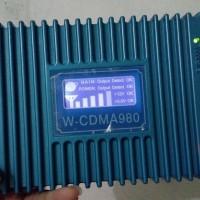 GSM repeater single band mini ( untuk 3G, WCDMA 2100Mhx) high power