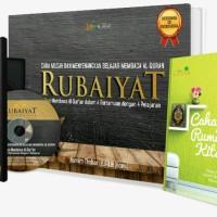 Rubaiyat Cara Mudah Belajar Al Qur'an |Belajar Qur'an Hanya 4 Jam +DVD