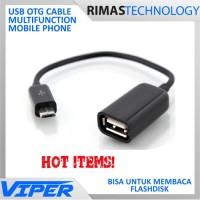 Jual Termurah USB OTG Cable Multifunction Mobile Phone SK07 Black Hitam Ka Murah