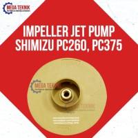 Impeler Kipas Sparepart Pompa  Jet Pump Shimizu PC260 PC375 Ori Smz