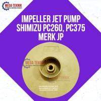 Impeler Kipas Sparepart Pompa Jet Pump Shimizu PC260 PC375 Merk JP