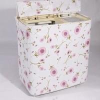 KUALITAS TERBAIK Cover mesin cuci 2 tabung TERMURAH