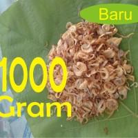 Jual bawang goreng probolinggo 1000 Gram Murah