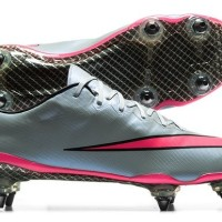 Sepatu Bola Nike Mercurial Vapor X SG Football Boots Wolf
