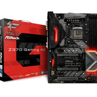ASRock Fatal1ty Z370 Gaming K6, LGA 1151,Z370,DDR4 Support Coffee Lake