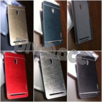 Jual Asus zenfone 5 Motomo Brushed metal back case Murah