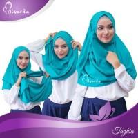 Jual hijab tazkia/ kerudung instan/ jilbab syari Murah