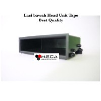 Drawer Laci Bawah Tape Head Unit Single Din Mobil Best Quality