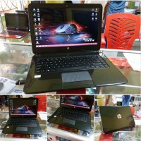 laptop seken second HP 14 QUADCORE GAMER & DESAIN SERIES