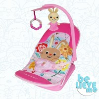 Jual Original Sugar Baby Infant Seat Bouncer Edisi Rossie Rabbit Pink Murah