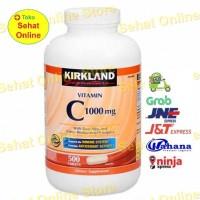 Kirkland Signature Vitamin C 1000 mg - 500 Tablet