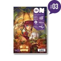 re:ON Comics Volume 3 Komik Reon