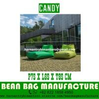 NEW Candy Beanbags Sofa Santai Untuk Desain Pantai Hotel Resort Nyaman