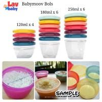 250ml - Babymoov Baby bols bowls