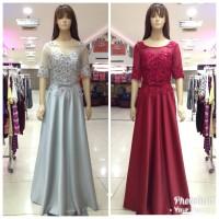 longdress import/gaun pesta panjang/baju pesta korea