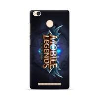 Custom Case Mobile Legend   Ready Semua Tipe HP Gambar Bebas Custom