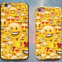 Custom Case Emoticon BBM, Whatsapp, dll. Casing Emo Lucu