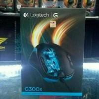 LOGITECH G300 GAMING MOUSE garansi resmi