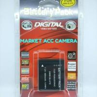 Battery Lumix Panasonic DMW-BLH7/BLH7E for GF6/GF7/GX80/GX85/LX10/GX7