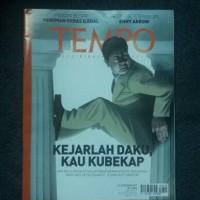 majalah TEMPO edisi 16 - 22 oktober 2017