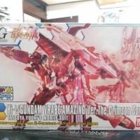 HGBF Hi Nu Gundam Vrabe Amazing ver. The Crimson Comet Gunpla Expo