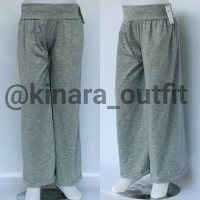 celana kulot anak 7-8th/celana anak perempuan/celana panjang/kulot