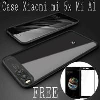 Jual Case Xiaomi mi 5x Mi A1 free tempered glass Color Murah