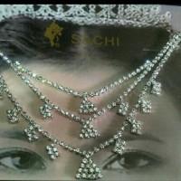headpiece hijab bindi india bandana hindi D