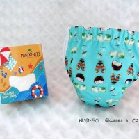 Minikinizz Swim Diaper size 2   Training Pant   Toilet Training
