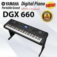 Portable Grand Piano Yamaha DGX660 DGX660B DGX-660 DGX 660 DGX660WH