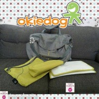 Jual OKIEDOG URBAN SUMO DIAPER BAG 2015 GREY COLOUR Murah