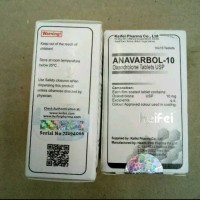 Anavar keifei keife 100 tablet original