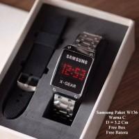 Jam Tangan SAMSUNG LED X-GEAR Paket