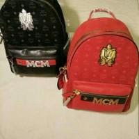 SALE.. MCM Backpack Logo Original # L